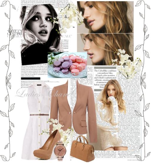 Rubrique Mode : Style de Rosie Huntington-Whiteley