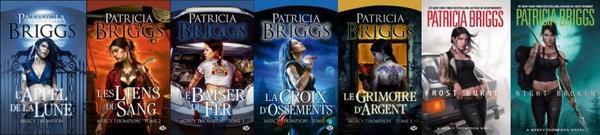 ~ Mercy Thompson, Les Liens du Sang ; Briggs