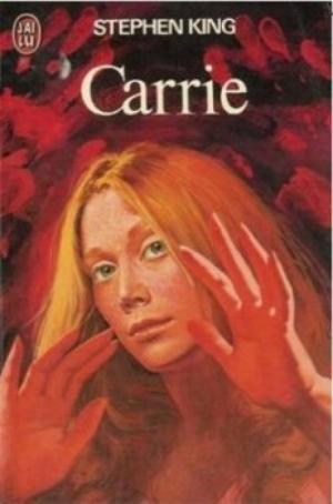 """""""Ce mourant avait lui aussi donné à Carrie d'innombrables cauchemars dans lequel le Christ mutilé la poursuivait le long de couloirs sans fin, brandissant un marteau et des clous l'exhortant a prendre sa croix et à le suivre."""""""