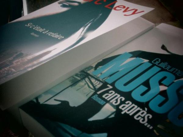 Livres :Musso&Levy