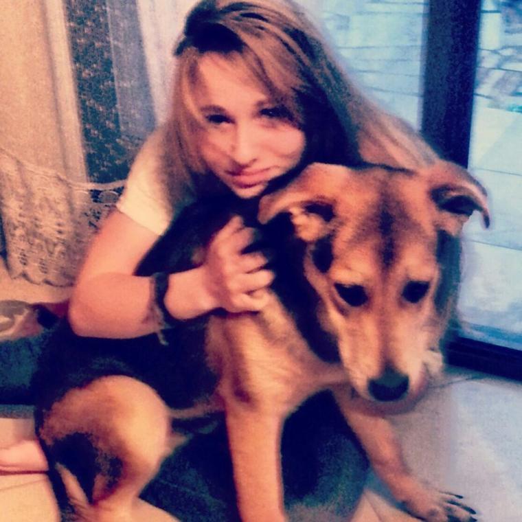 Mon chien, je l'aime