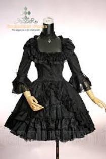 Le Gothic Lolita :