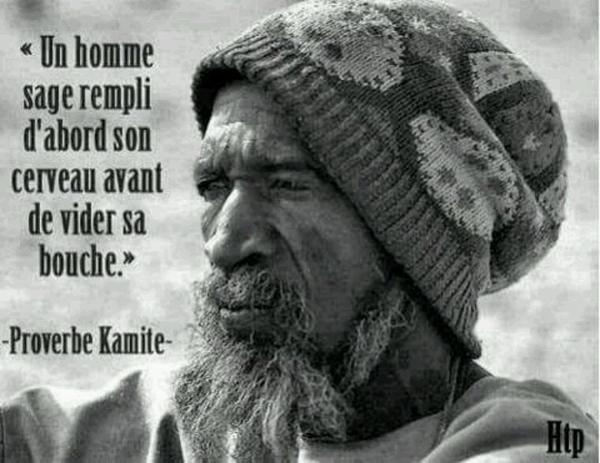 L'homme sage ...