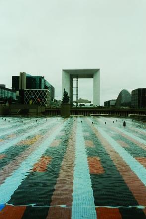 PHOTOS PERSO: Groβ Paris - juin 96