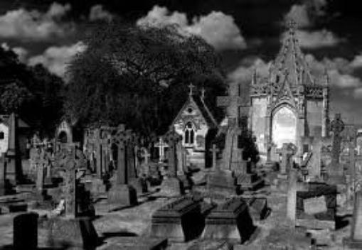 Chapitre 2 : Le cimetière
