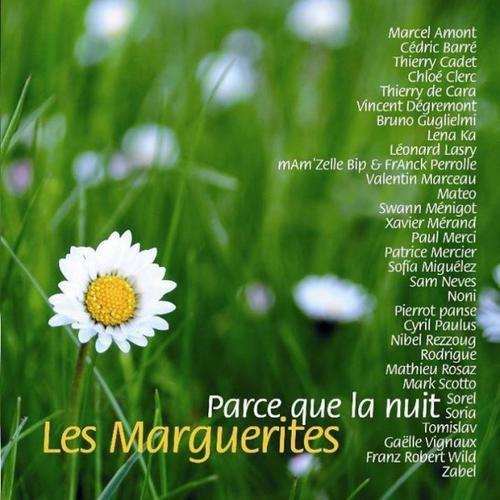 """LES MARGUERITES CONTRE ALZHEIMER SINGLE """" PARCE QUE LA NUIT """" + CONCERT"""