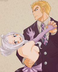 Les votes couples Fairy Tail