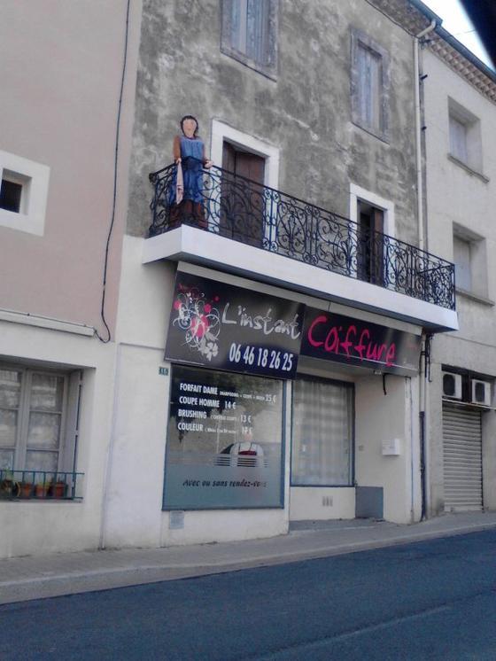 """clin d""""oeil aux balcons de Murviel les beziers"""