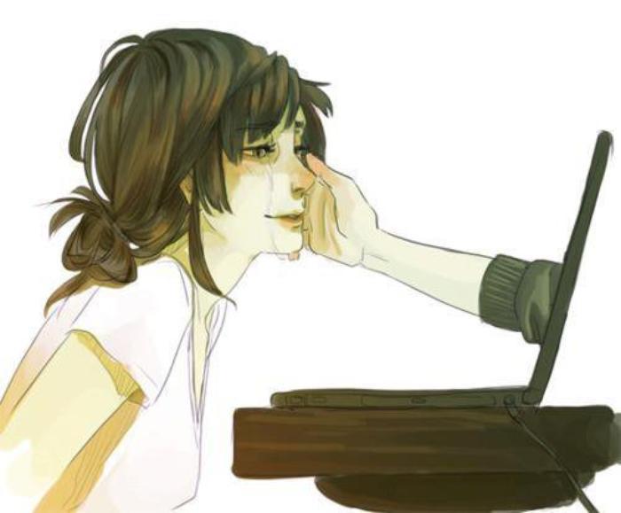 L'Amour à Distance et le Monde Virtuel