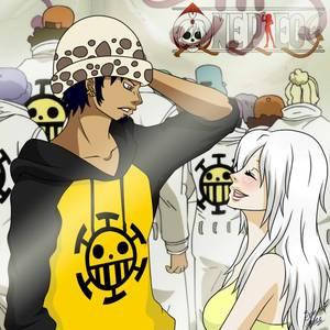 Sommaire One Piece: Protège mes larmes !