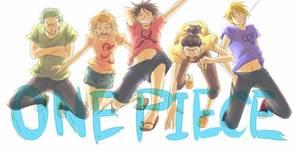 One piece une histoire pleine d'aventures !!!