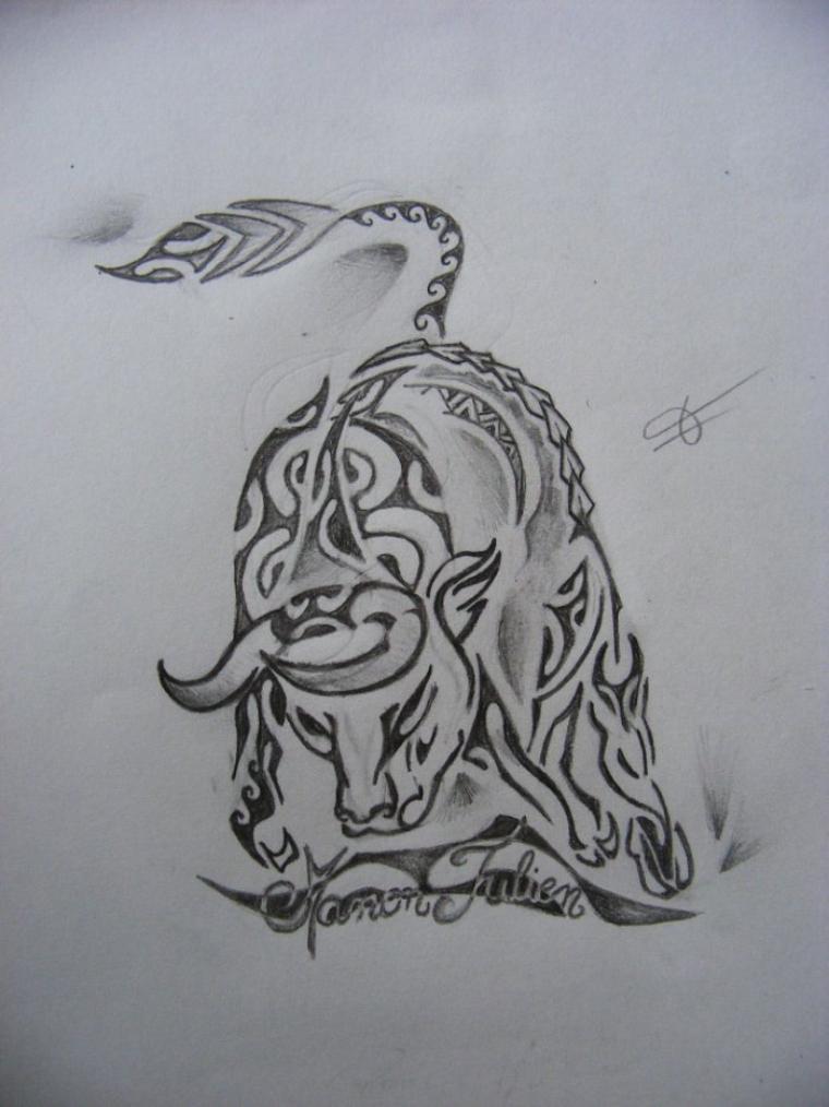 Taureau polynésien