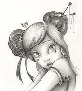 Tag #2 : Mon portrait chinois !! ... et le vôtre ?