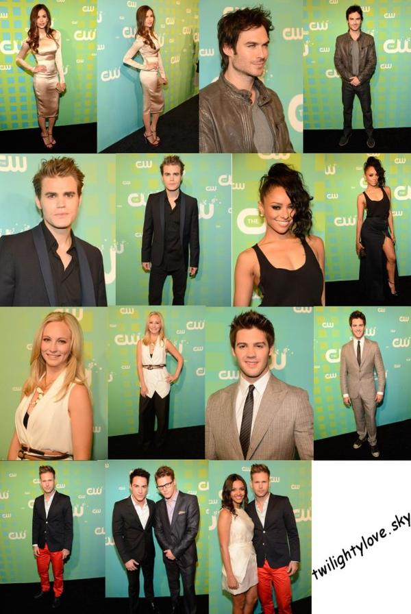 Upfronts 2012 de The CW