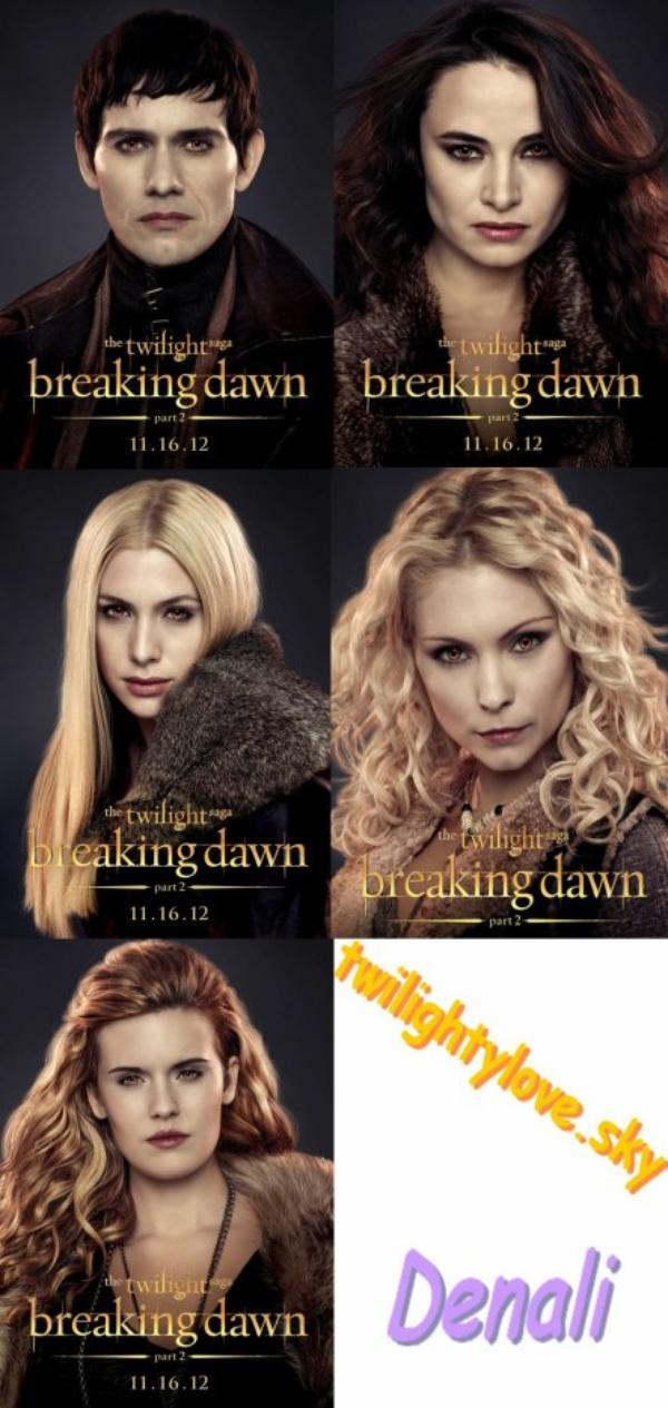 Breaking Dawn partie 2 SPOILER