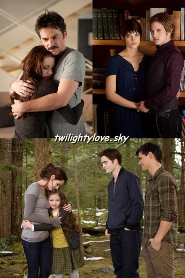 /!\ SPOILER /!\ Breaking Dawn 2