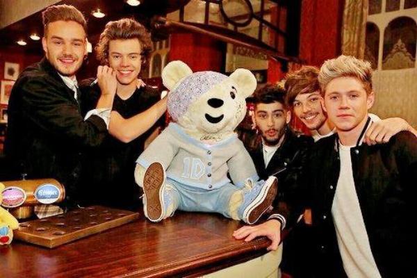 les One Direction Généreux ?!