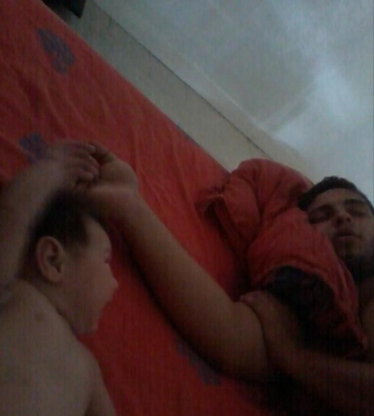 mon neveu et mon fere quand t-il dor