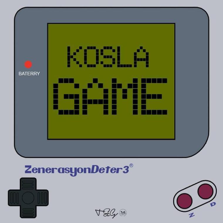 Neo974music|BoukanazMiSeh / Kosla - Game (ZénérasyonDétèr3)(2o13) (2013)