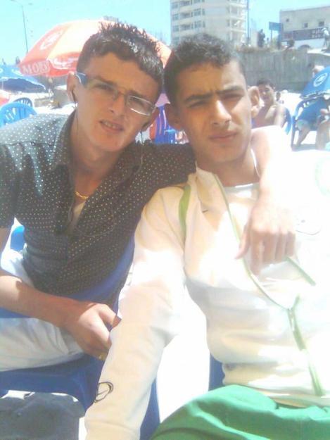 En 2008 .avec Mon Amiiiiii Yacine
