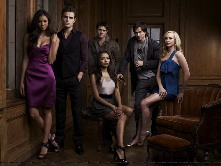 Hello World of Vampire Diaries ... ♥