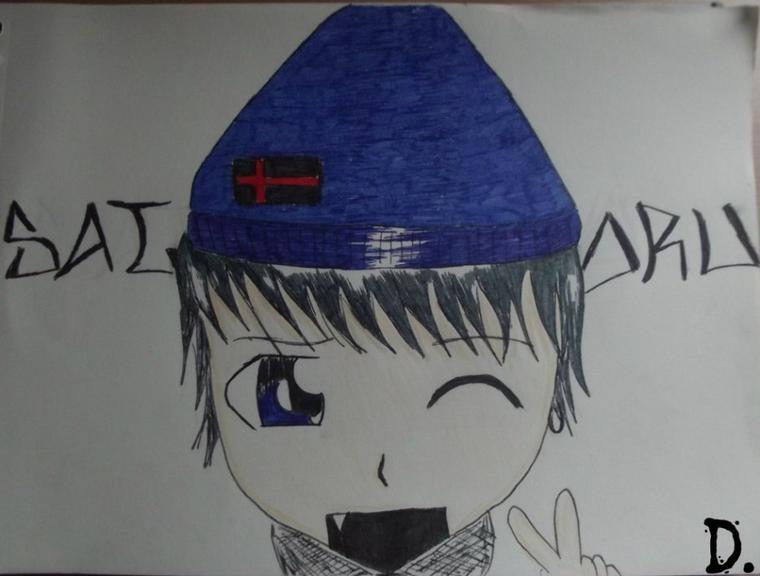 Satoru.