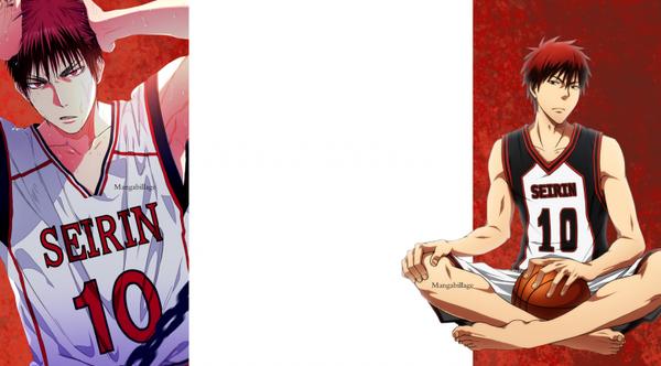 Habillage 302 ~ Commande de Kagami-Seirin