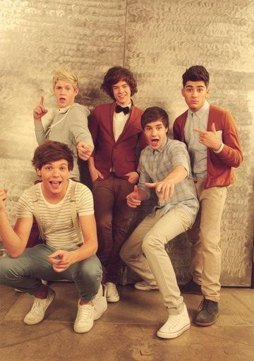 One Direction ♥ !