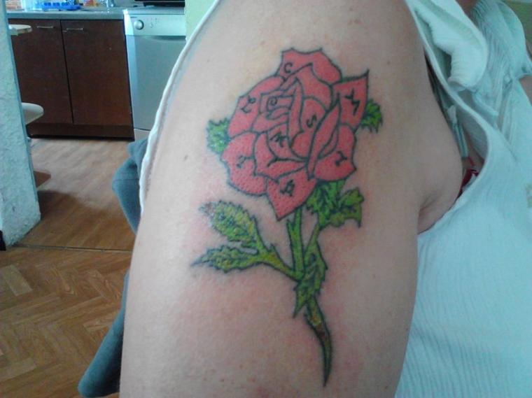 mon dernier tatouage