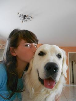 Mon chien, mon bebe , mon chouchou !!!