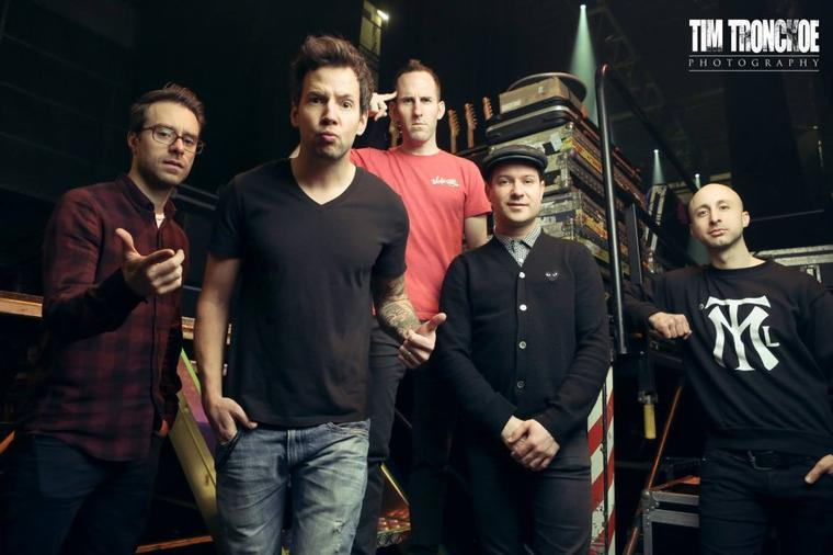 Photo de Simple Plan par Tim Tronckoe