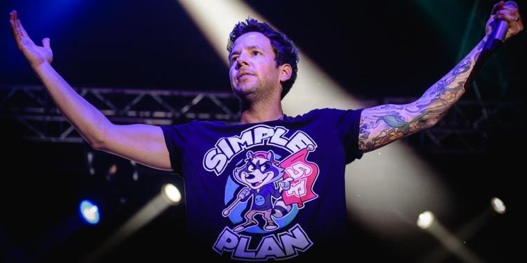 Pierre parle du concert qui a changé sa vie dans un article pour Kerrang!