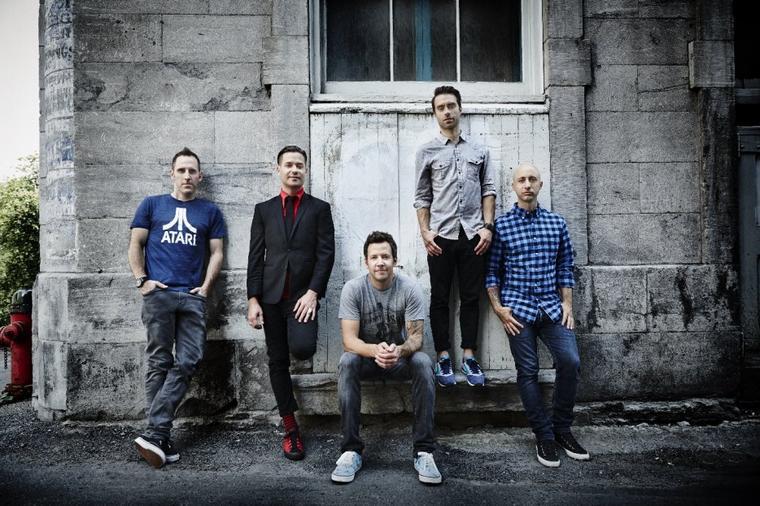 Simple Plan retournera en studio après 18 mois de tournée