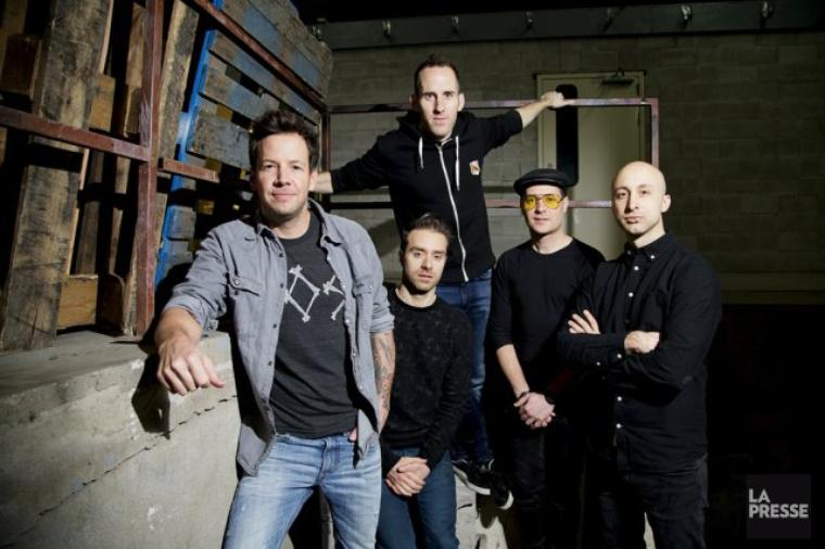 Rumeur: Simple Plan en studio en 2017?