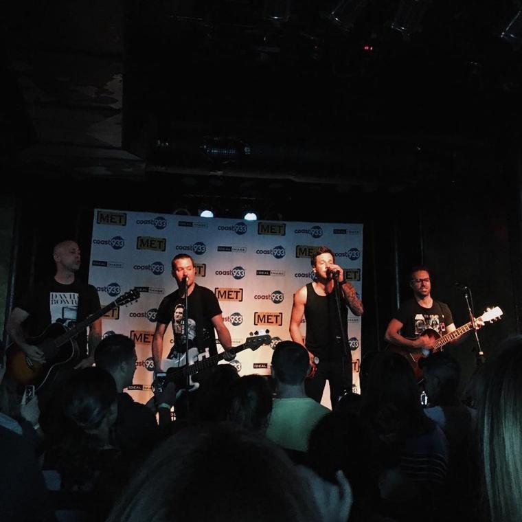 Simple Plan invite ses fans à son concert gratuit à Rhode Island