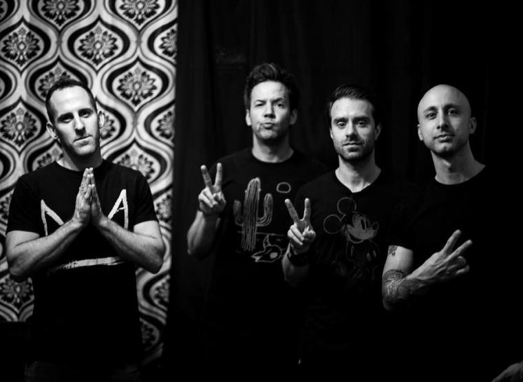 Nouvelle photo de Simple Plan