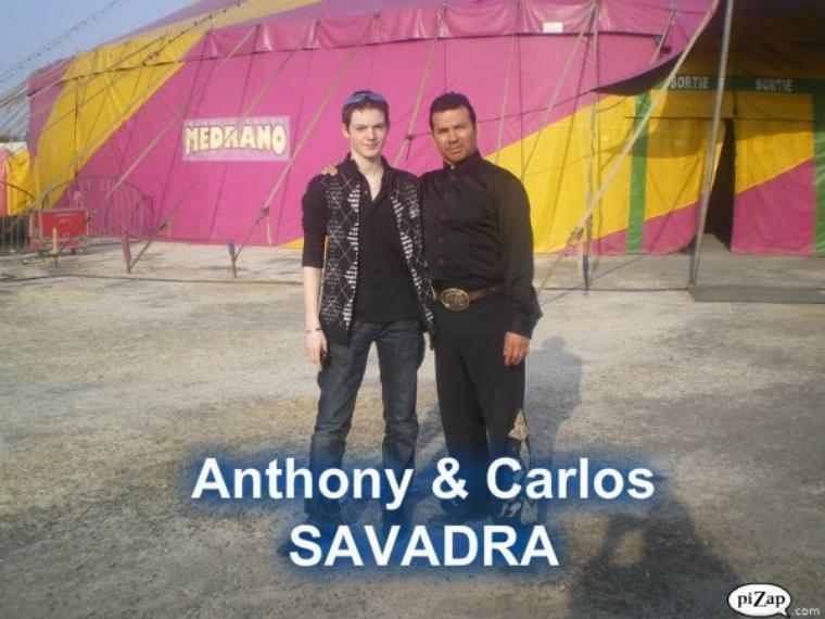 Les  Artiste mondial avec Anthony :)