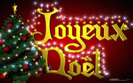 Joyeux Noël Bonne Année