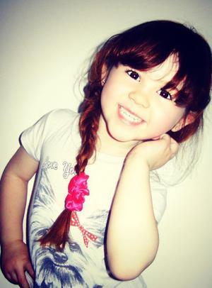 Ma nièce Ophélie <3