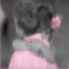 Embrasse moii, prends ma maiin tu me manqueras quand je seraii loiin , mon coeur en assez de souffriir