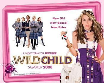 Wild Child ou La diva du pensionnat