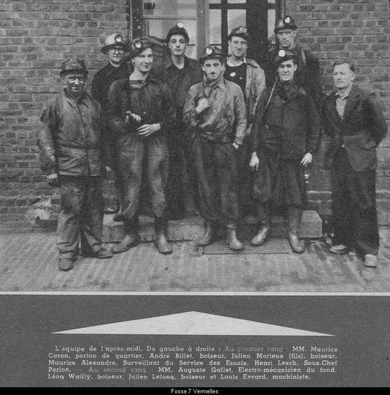 Art 1525 : Mineurs de Vermelles cité 7