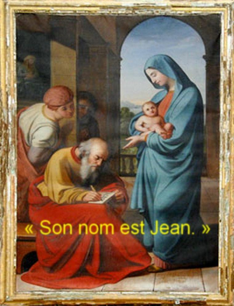 Art 1580 : Nativité de saint Jean Baptiste, solennité