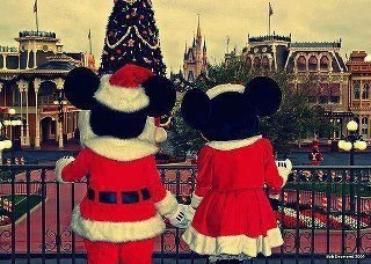 Mickey et Minie.