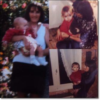 Ma plus belle relation a durée 9 mois dans le ventre de ma mère.♥