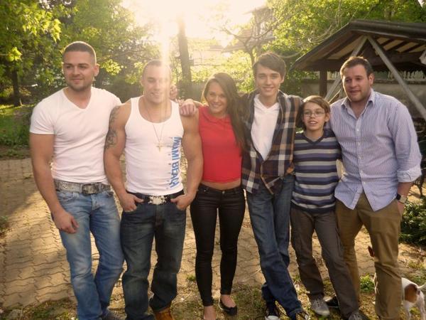 Le plus important, c'est bien la famille ♥