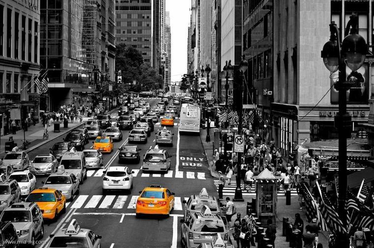 New-York en bref