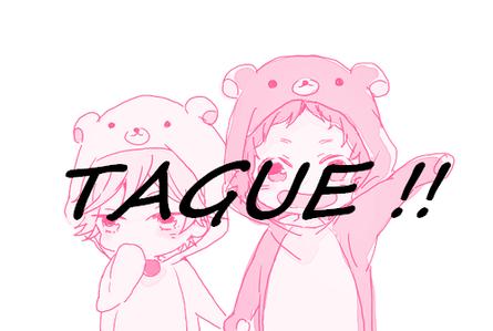 """"""" TAGUER !! ☼ """""""