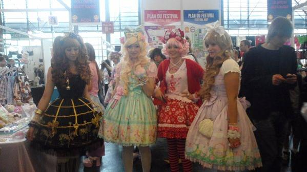 › Japan Expo Day 1
