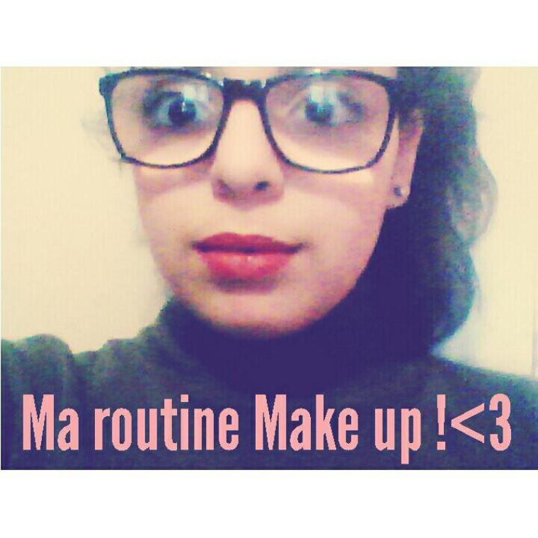 Ma routine Make up